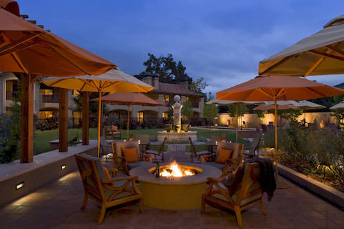 Firepit Lounge sky umbrella chair leisure Resort building restaurant Villa gazebo eco hotel tent hacienda yurt set