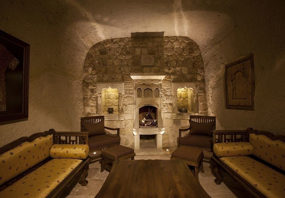 building crypt lighting Fireplace ancient history screenshot mansion tourist attraction stone