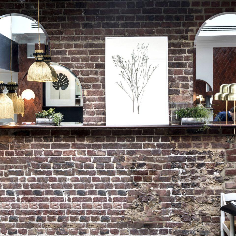 building brick home Fireplace flooring countertop stone