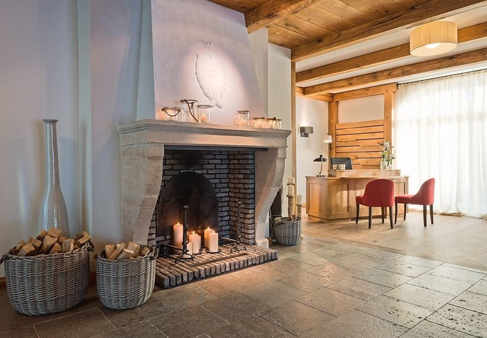 hearth Fireplace property building living room home cottage