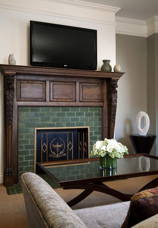 living room Fireplace home hardwood cabinetry hearth