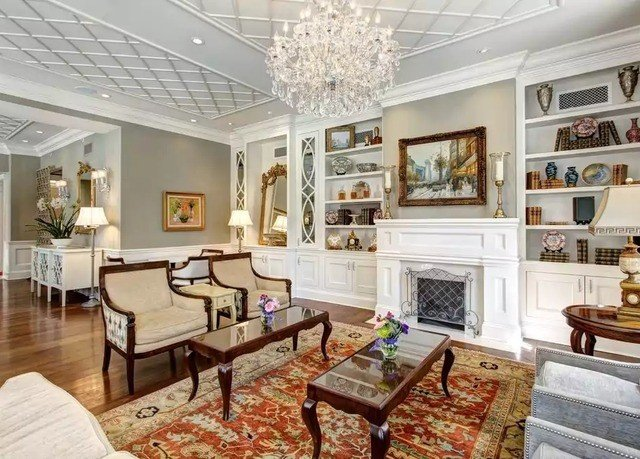 living room property Fireplace home mansion condominium