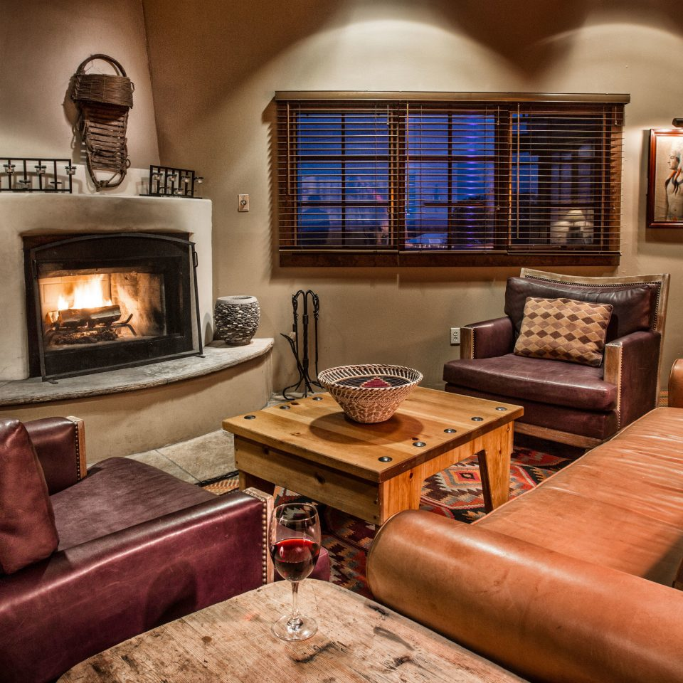 sofa Fireplace living room fire property home house cottage mansion recreation room leather
