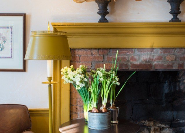 home floristry flower lighting living room plant Fireplace