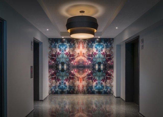 light lighting Fireplace modern art glass