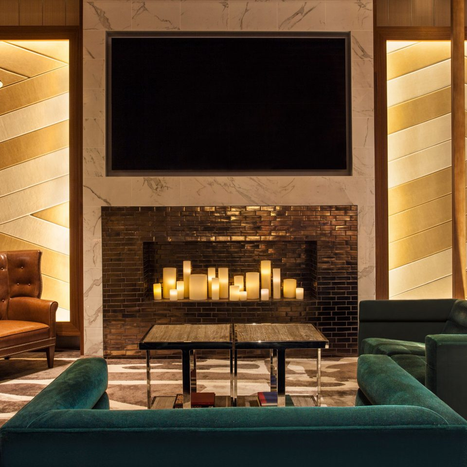 Fireplace hearth living room home lighting