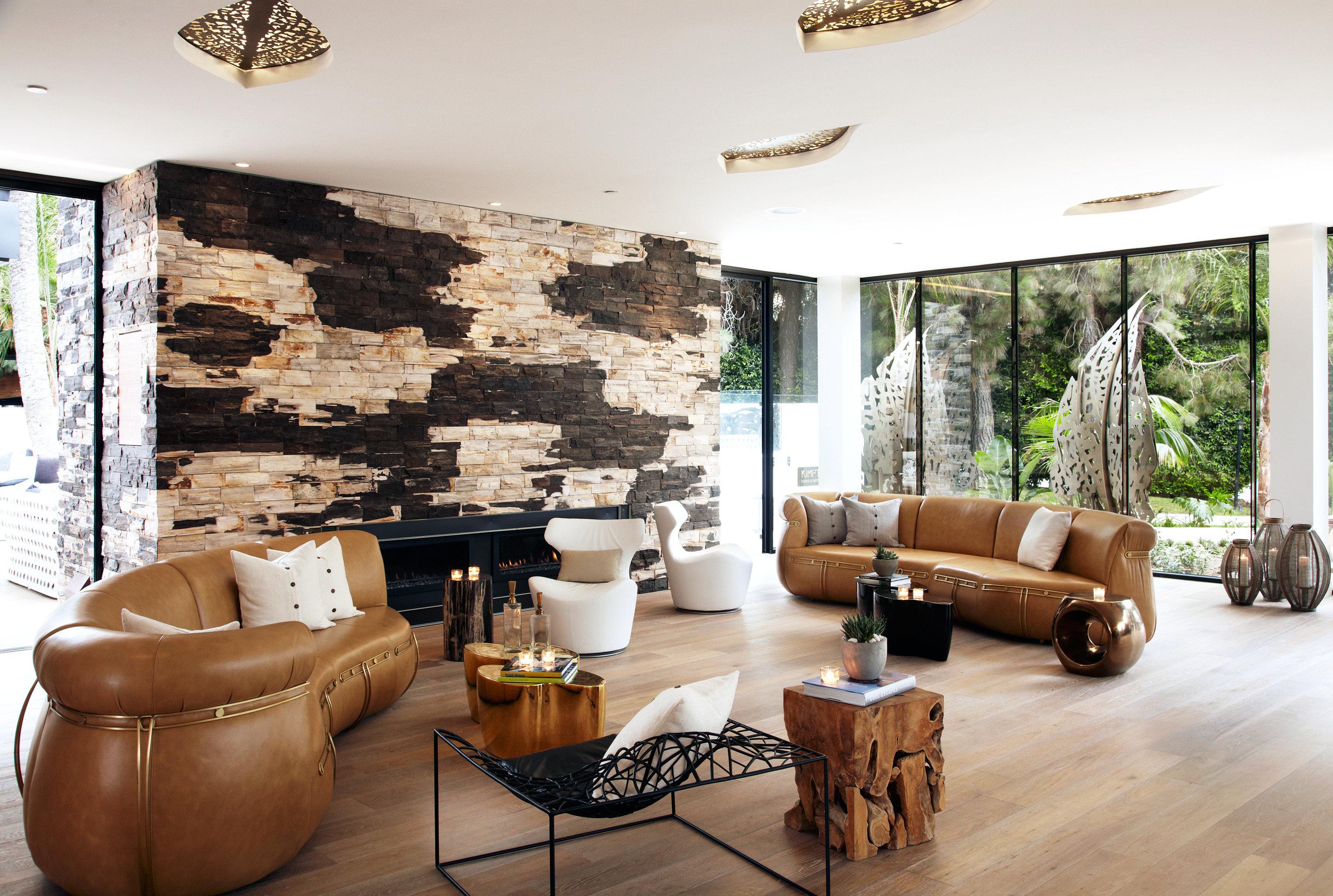 Fireplace Hip Hotels Lounge Trip Ideas living room property home hardwood flooring wood flooring laminate flooring cottage leather