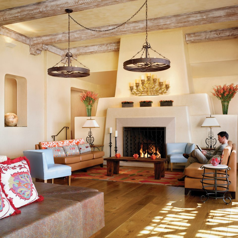 Hip Lounge Luxury Modern living room property home hardwood Fireplace cottage farmhouse