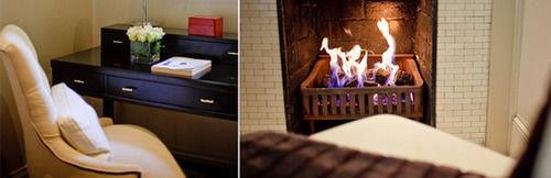 home lighting living room Fireplace
