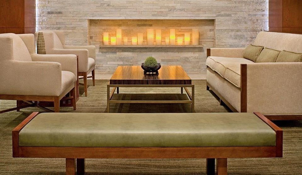 Fireplace Lobby chair living room couch hardwood wooden sofa leather