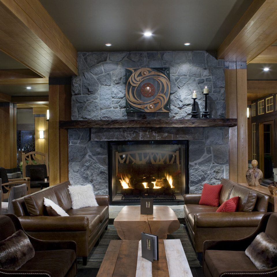 Fireplace Lodge Lounge fire living room property home Lobby lighting mansion hearth stone
