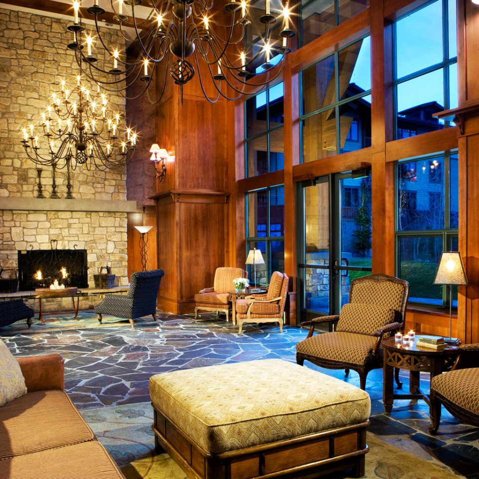 Fireplace Lobby Lodge Lounge Luxury Scenic views property living room home mansion Suite