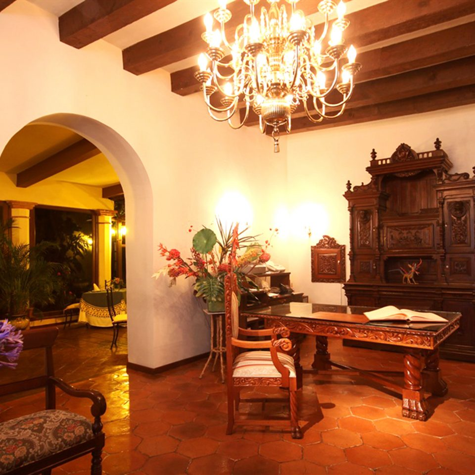Lobby property Fireplace living room house home Villa hacienda mansion cottage