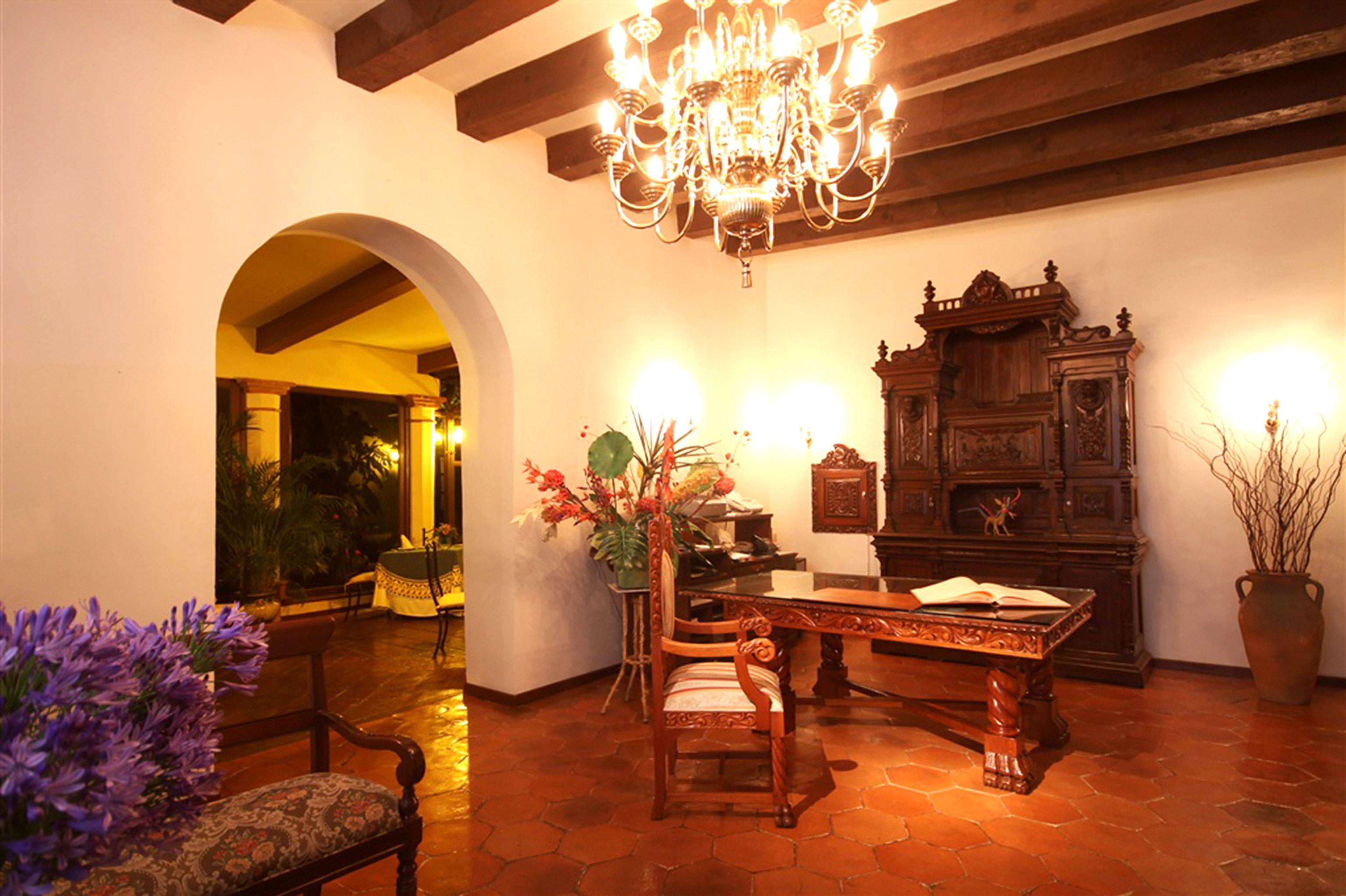 Lobby property Fireplace living room house home Villa hacienda mansion cottage