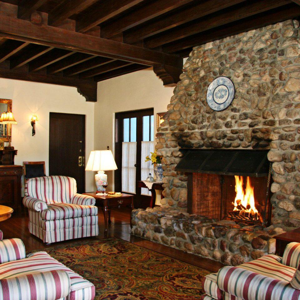 Fireplace Lounge Luxury sofa fire property living room home cottage farmhouse stone Villa