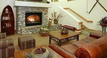Fireplace Lounge Luxury sofa property living room cottage Villa hacienda