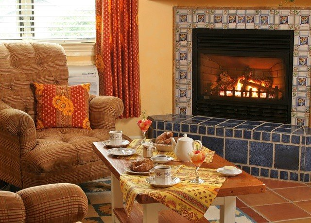 sofa Fireplace living room Nature property fire home cottage Suite set