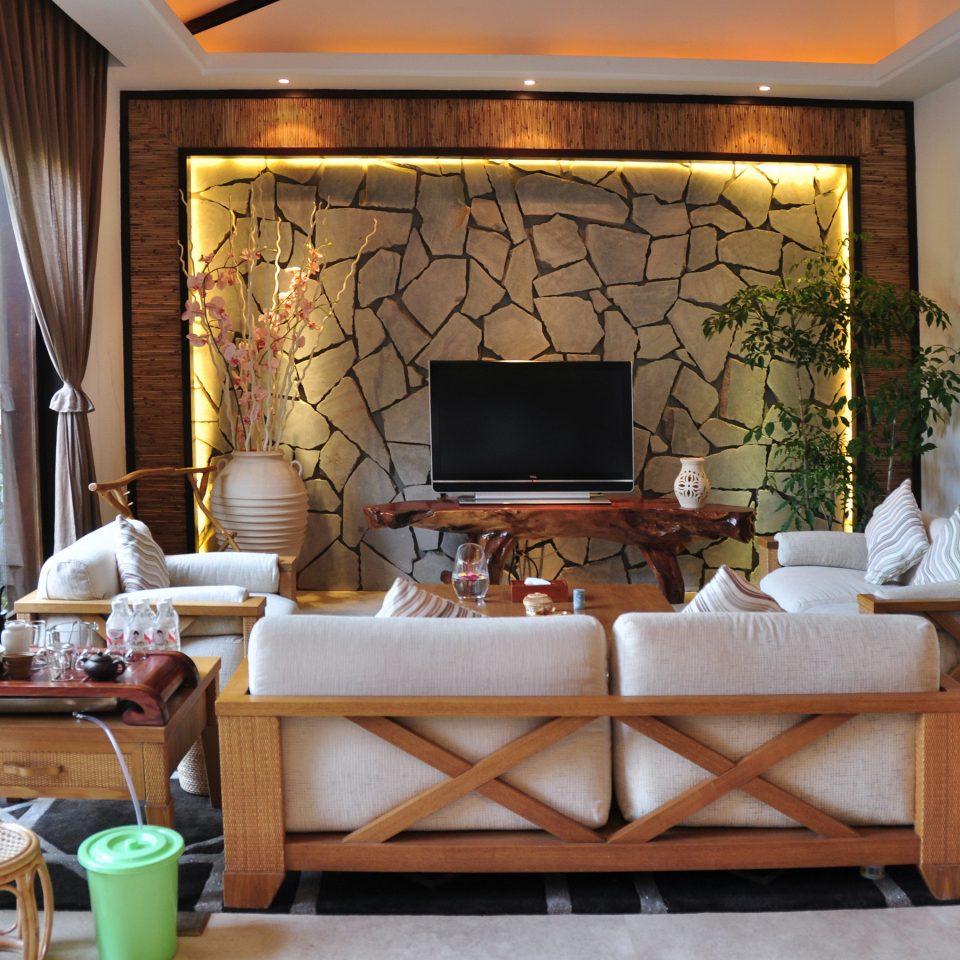 living room property Fireplace home cottage Suite mansion Villa