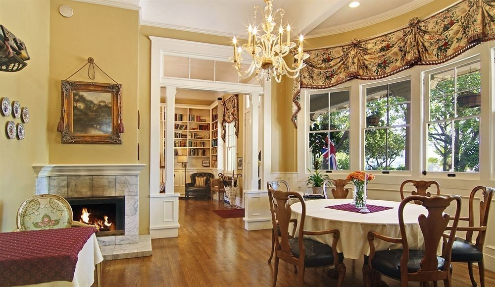 Fireplace property chair living room fire home hardwood mansion cottage Villa