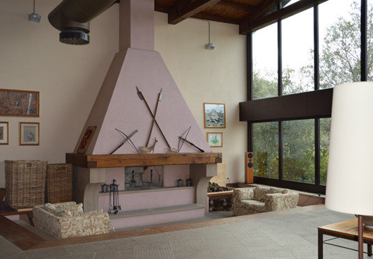 property house living room home hearth Villa cottage Fireplace loft farmhouse