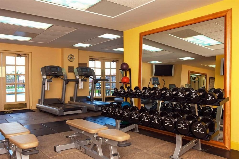 Fitness structure sport venue classroom gym