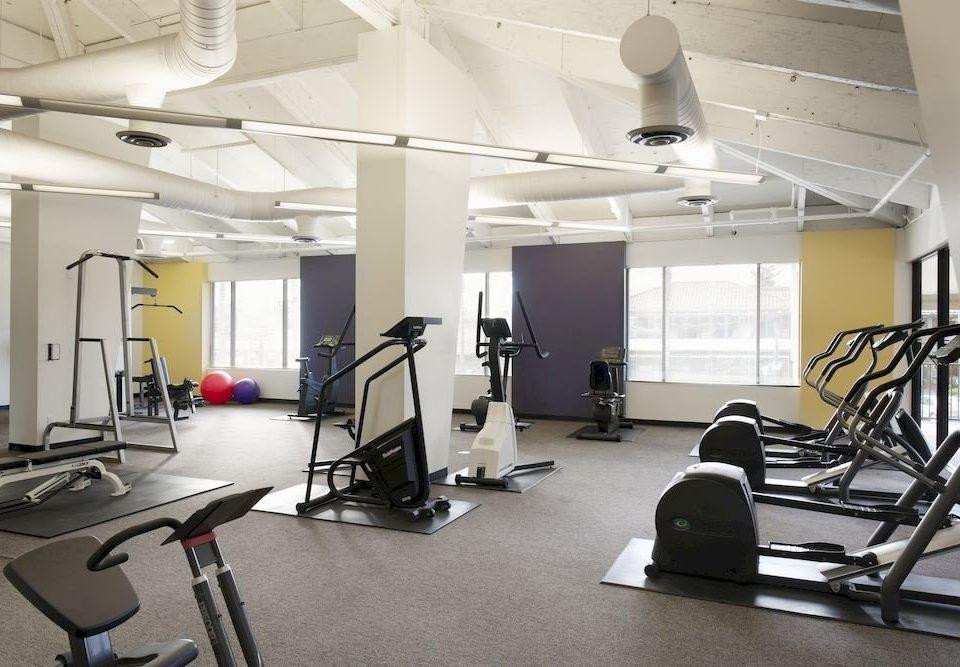 Fitness structure office sport venue gym desk condominium