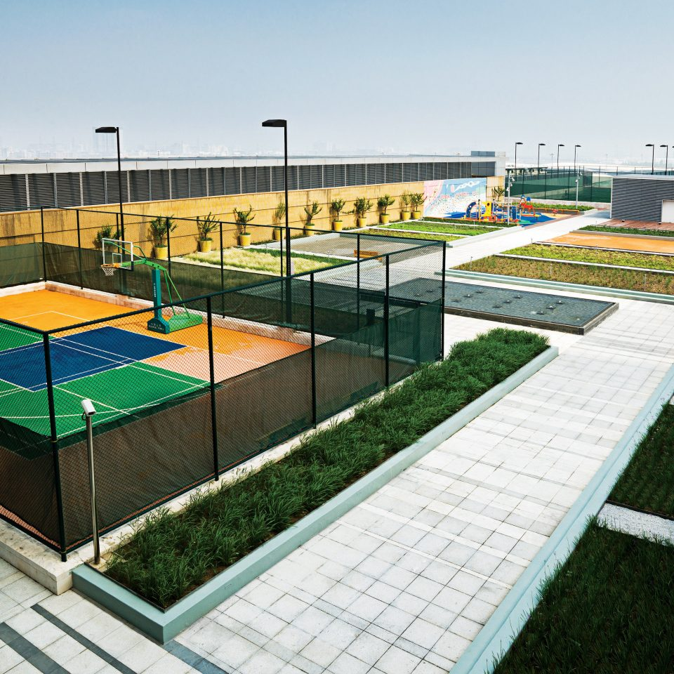 Fitness Grounds Sport Wellness sky green structure swimming pool sport venue leisure centre baseball field soccer specific stadium stadium arena