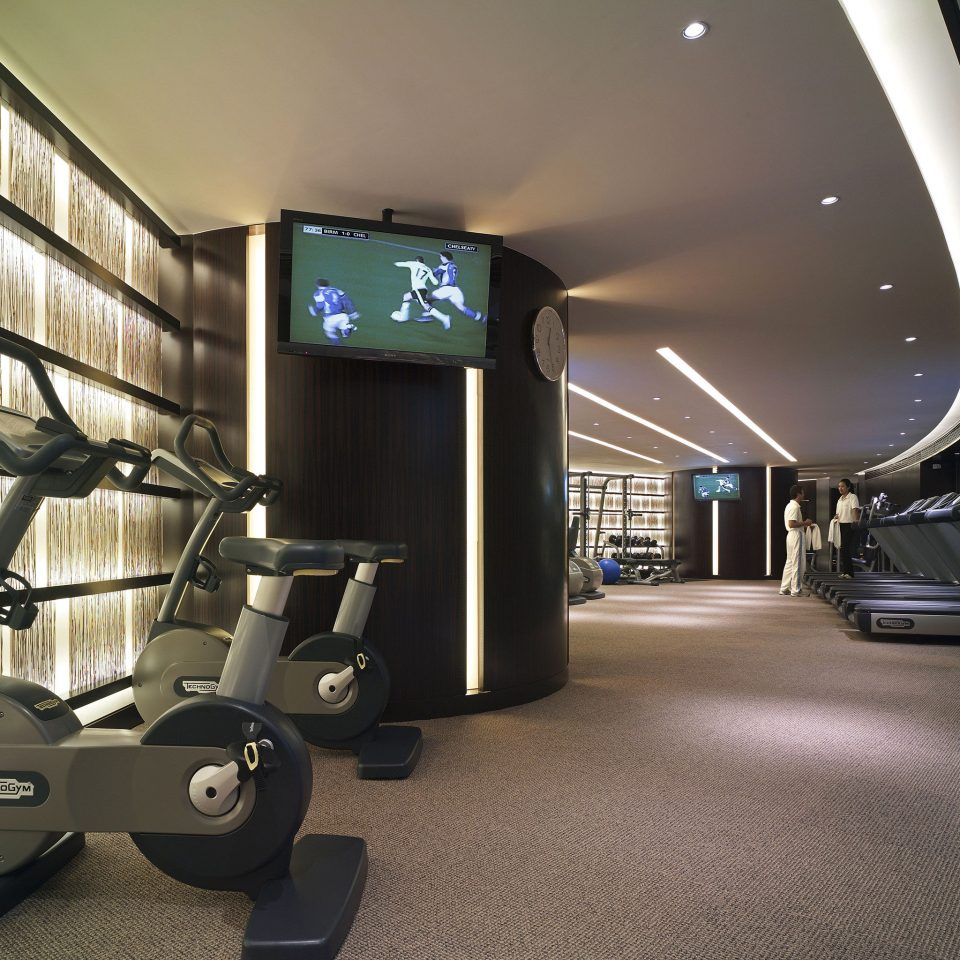 Fitness structure sport venue gym