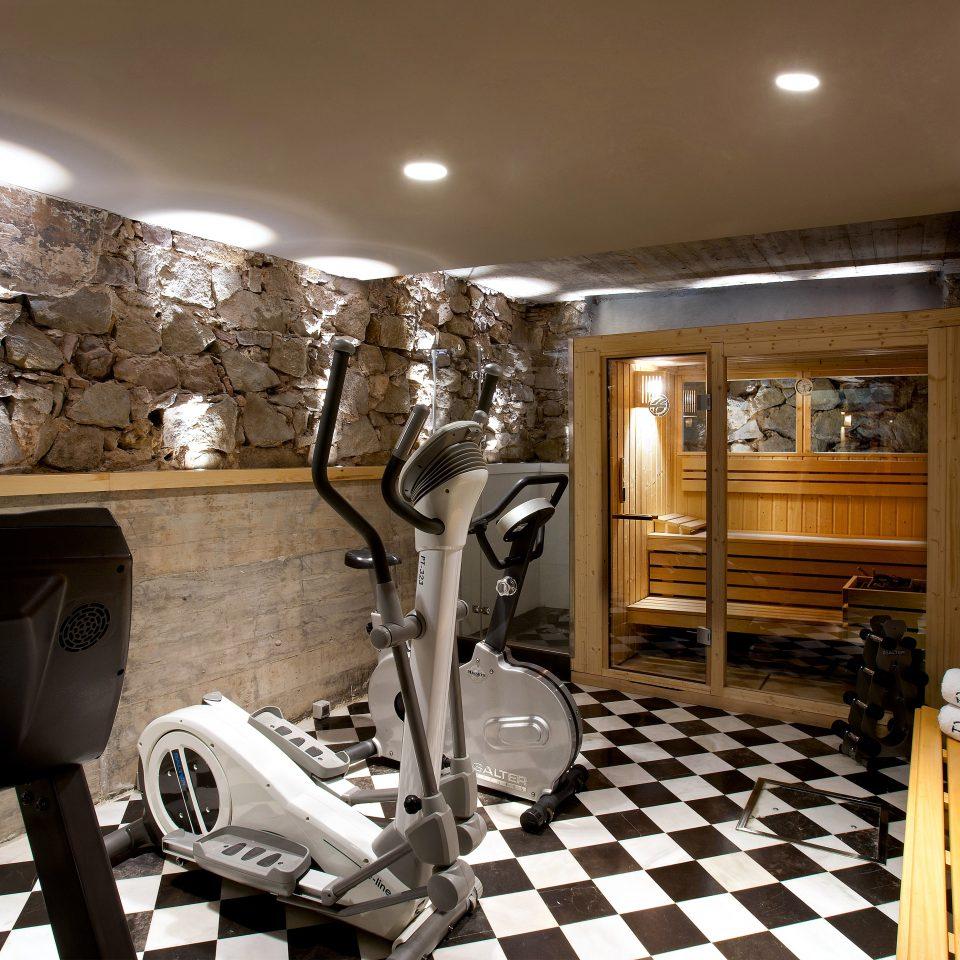 Fitness Hip Wellness property home lighting living room basement
