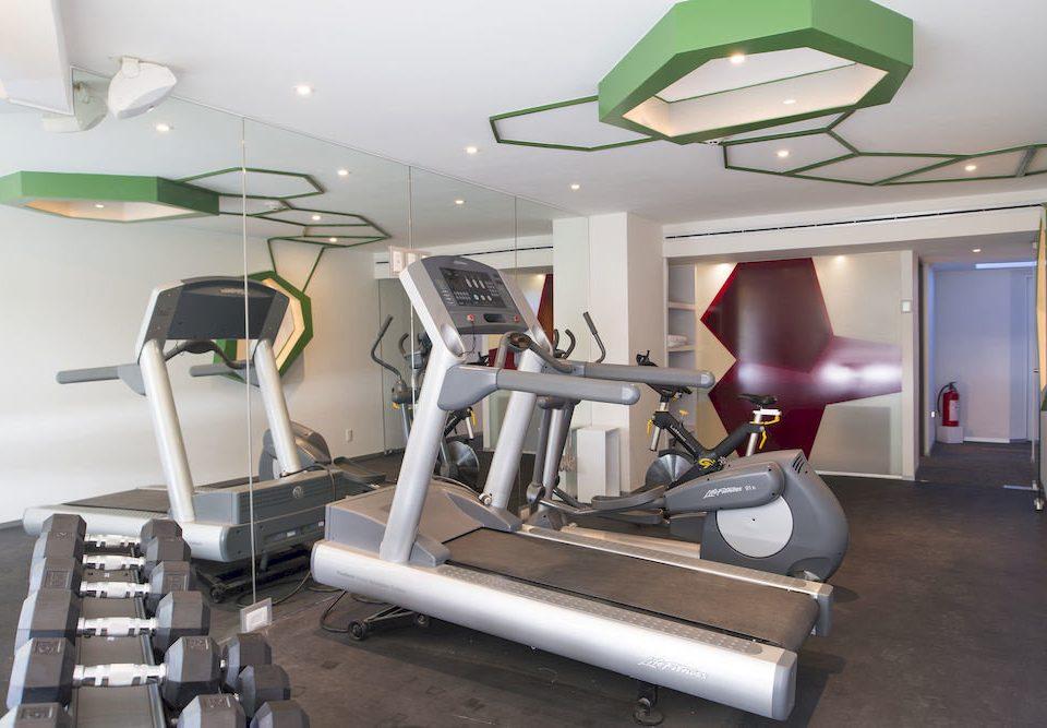 Fitness Hip Wellness structure gym sport venue exercise machine condominium