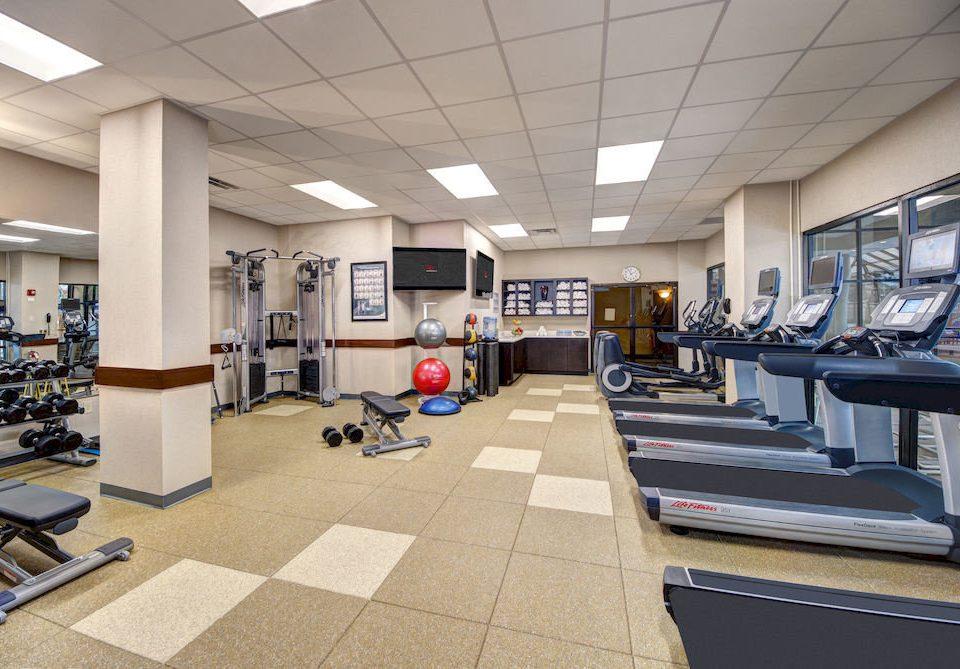 Fitness Resort structure Kitchen sport venue gym condominium appliance