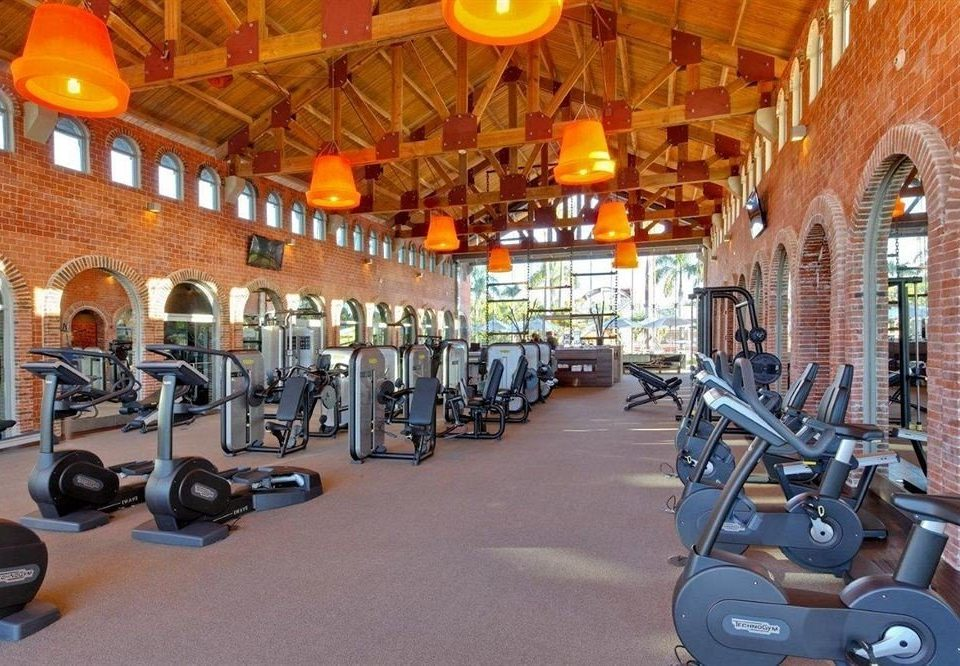 Fitness Luxury Resort building structure leisure sport venue gym