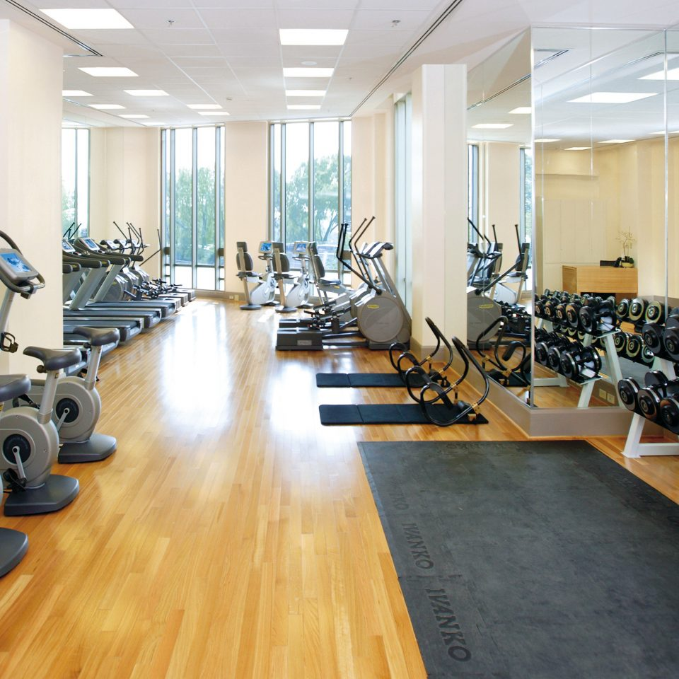 Fitness Sport Wellness structure gym sport venue wooden hard physical fitness flooring conference hall Modern