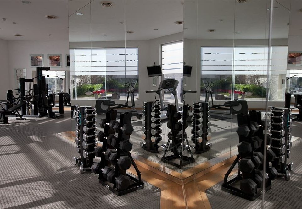 Fitness Modern Tropical structure