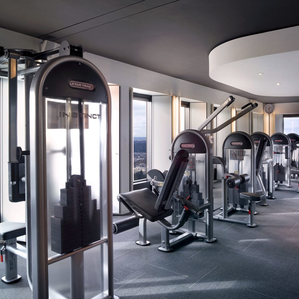 Fitness Resort Scenic views Sport Wellness structure gym sport venue