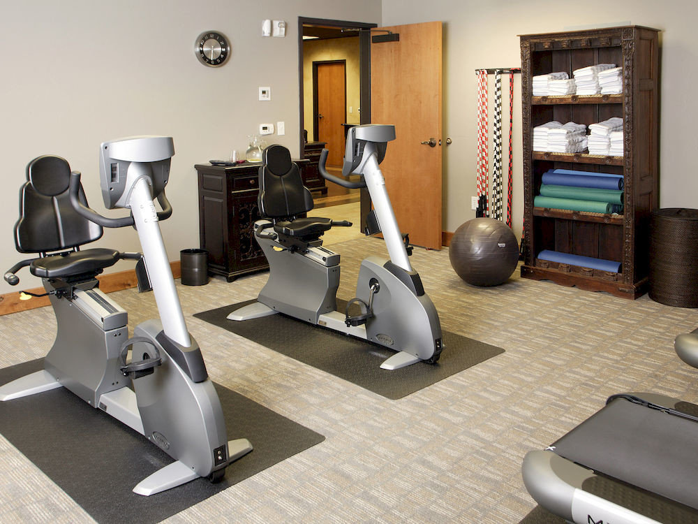 Fitness Resort Sport Wellness structure property sport venue gym desk condominium office cluttered