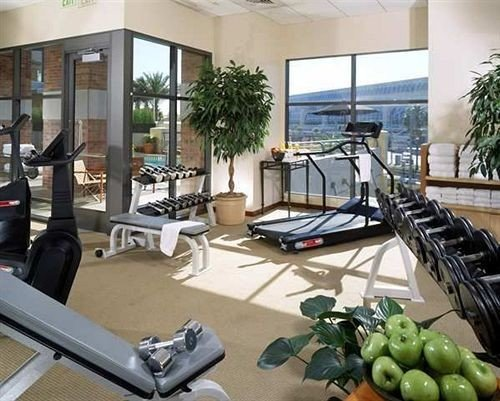 Fitness condominium property structure sport venue living room Villa Resort