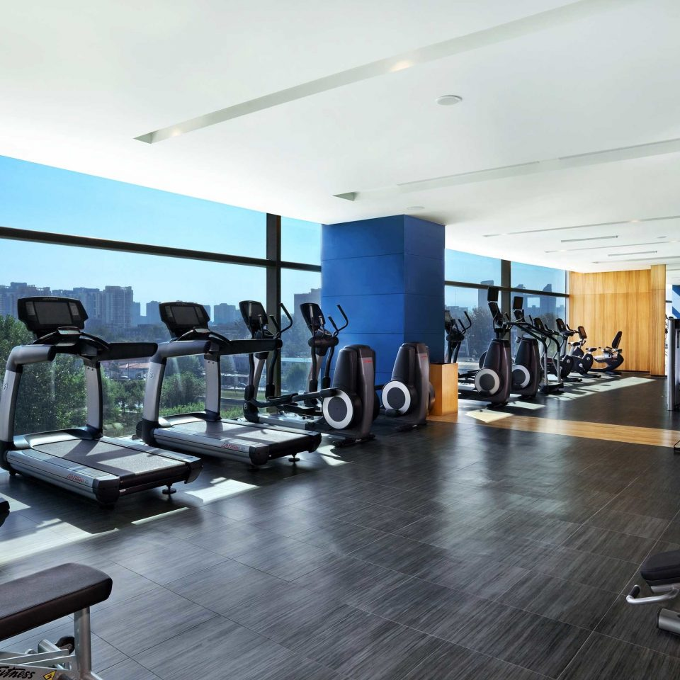 Fitness Scenic views Sport Wellness structure gym property sport venue condominium
