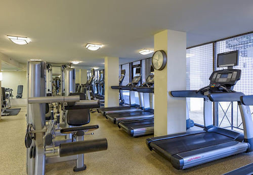 Fitness structure gym sport venue Sport condominium