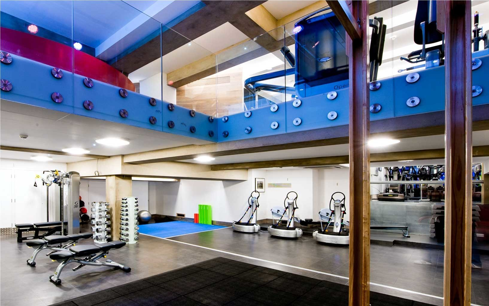 Fitness Sport Wellness building sport venue