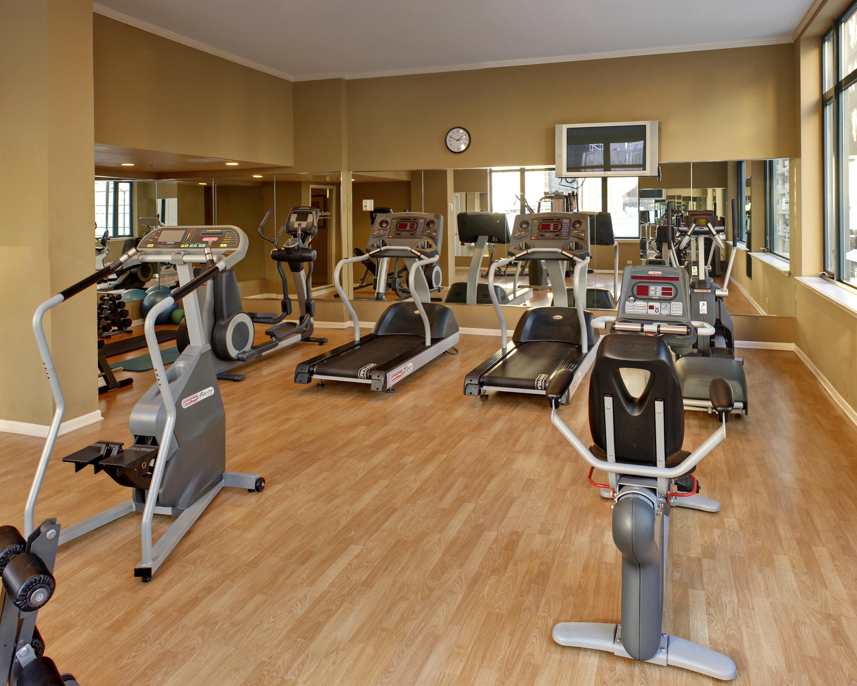 Fitness Sport Wellness structure sport venue gym condominium hard