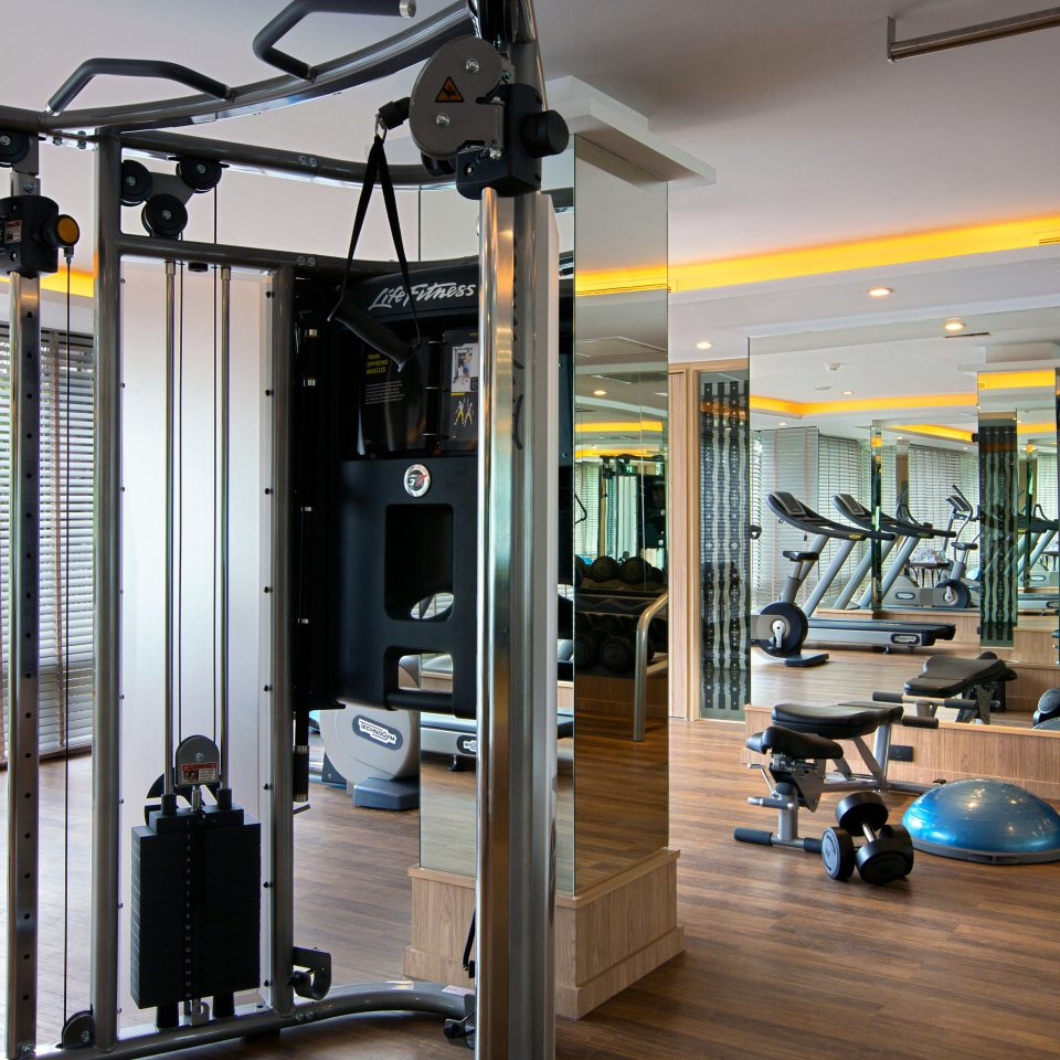 Fitness Sport Wellness structure gym sport venue condominium physical fitness