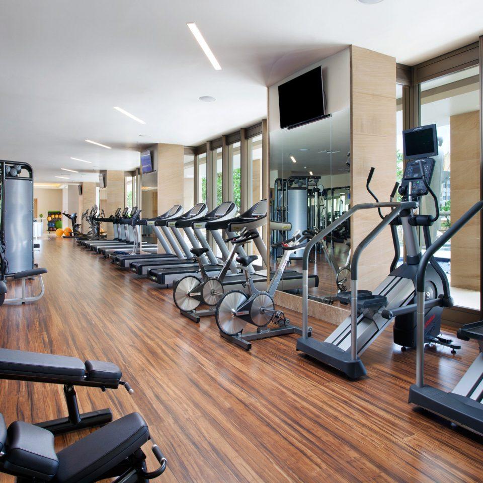 Fitness Sport Wellness structure gym sport venue condominium