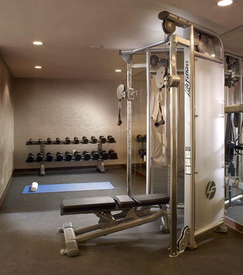 Fitness Sport Wellness structure gym sport venue lighting