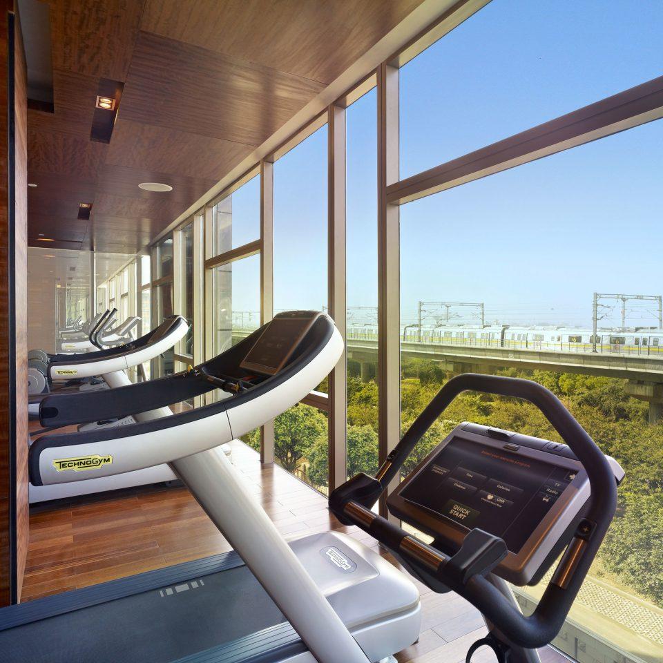 Fitness property building house home condominium Villa