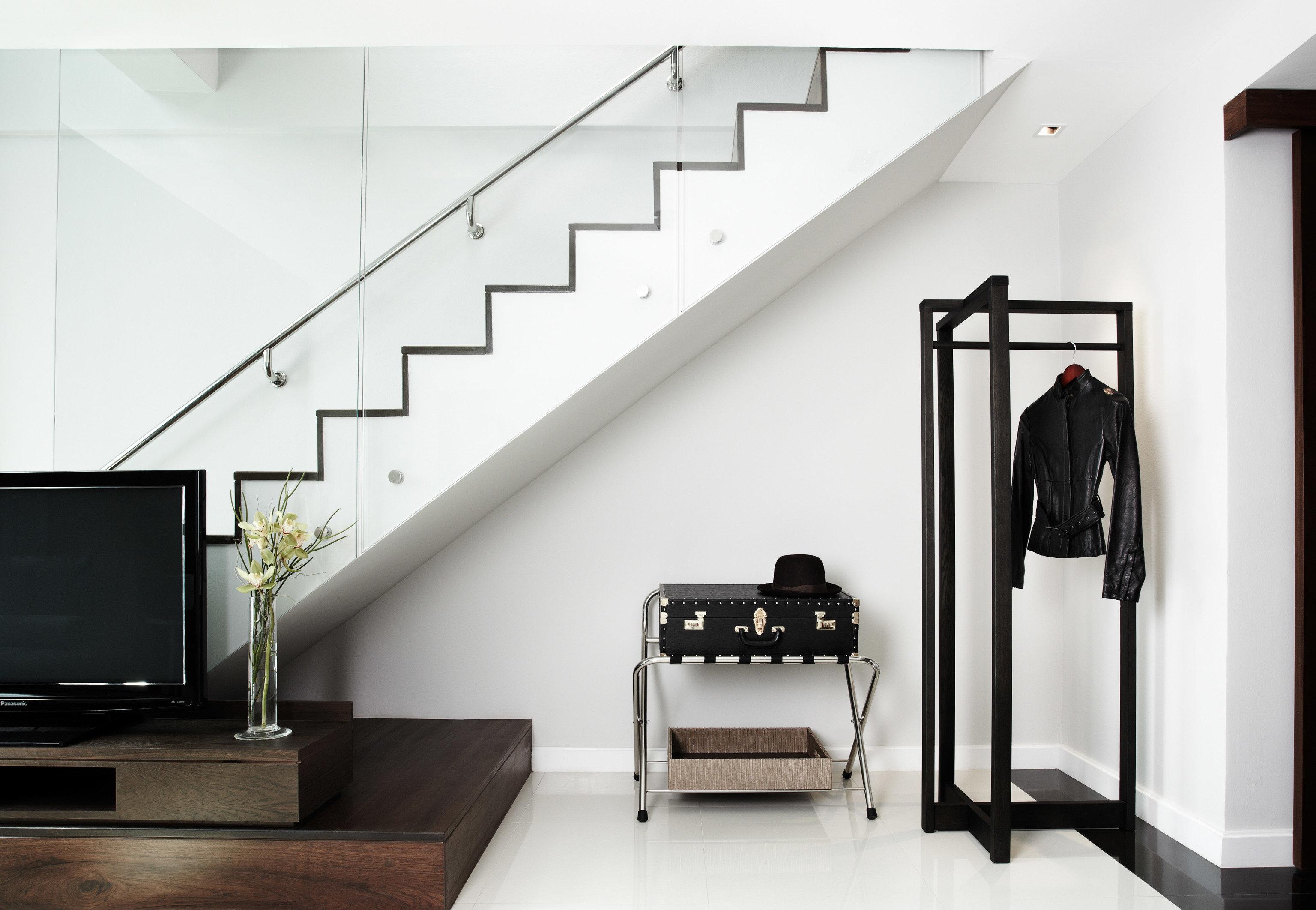home living room loft flat