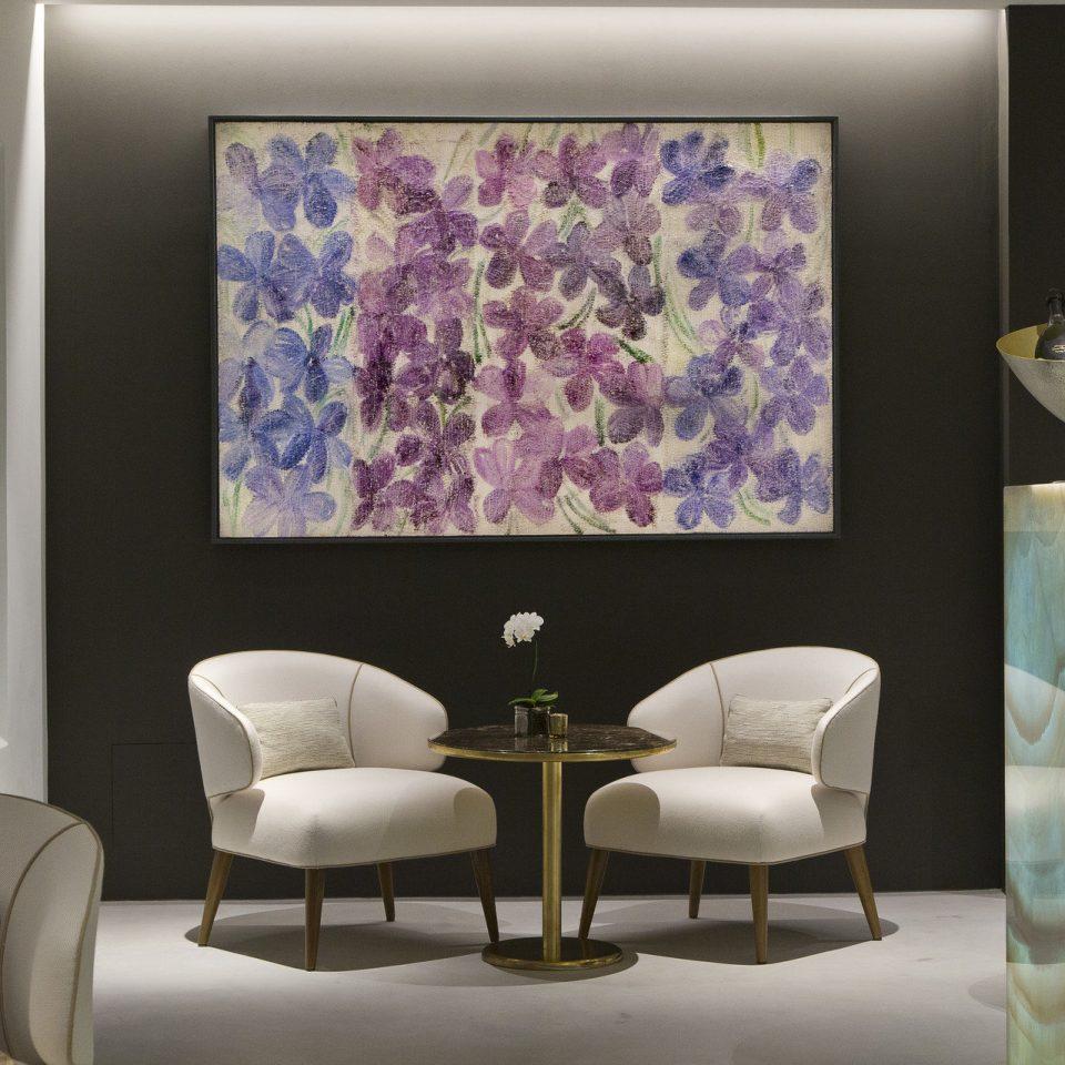 modern art living room lighting wallpaper flat painting