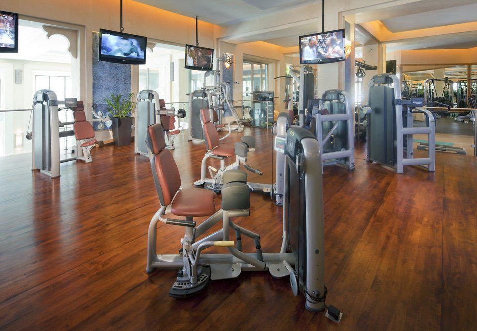 structure gym property sport venue hard physical fitness flooring