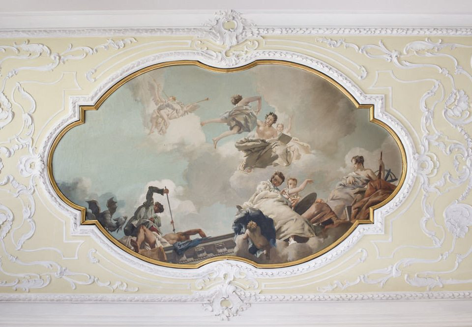 picture frame flooring relief plaster material wallpaper