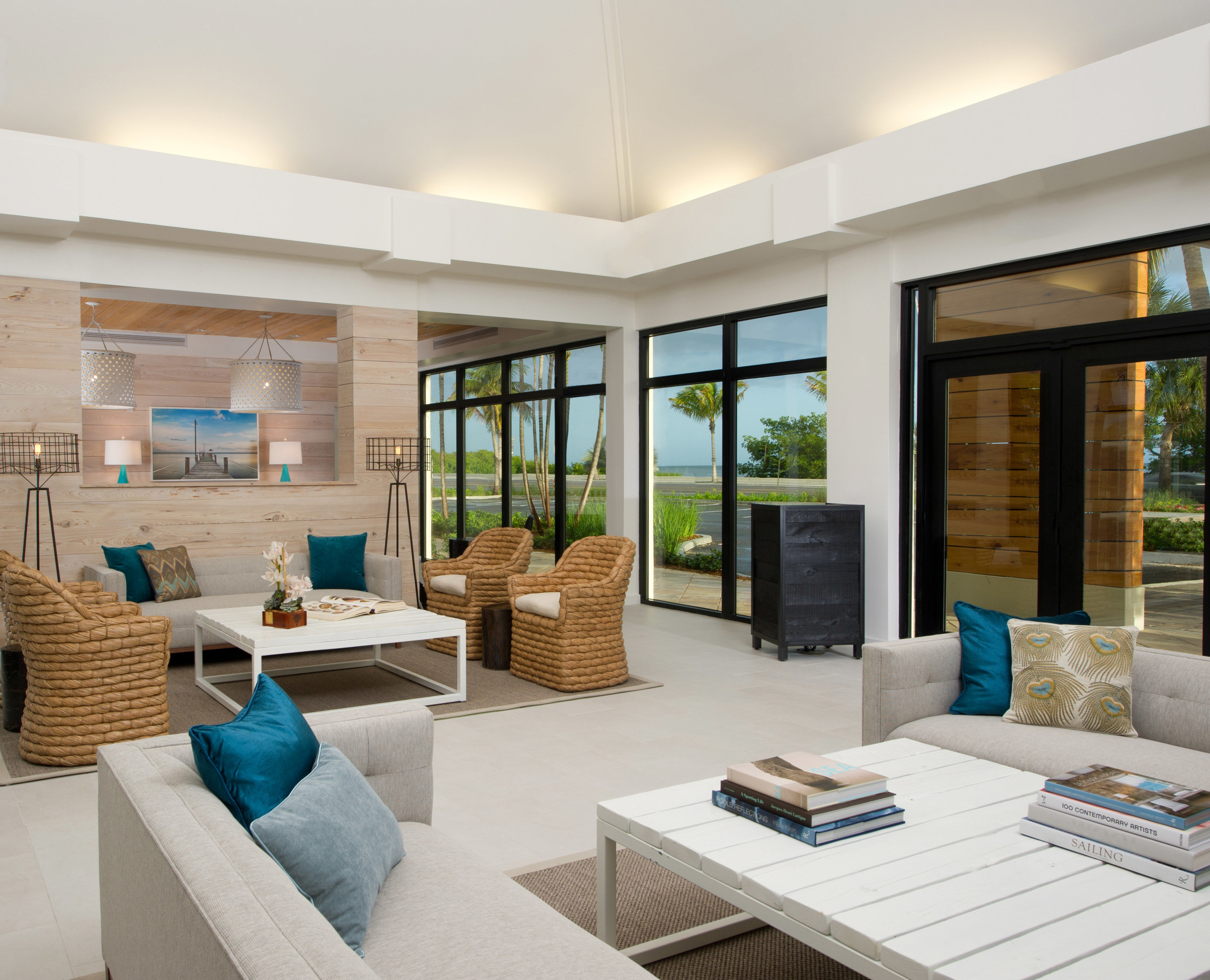 Florida Hotels living room condominium property home house daylighting Villa Suite mansion stone
